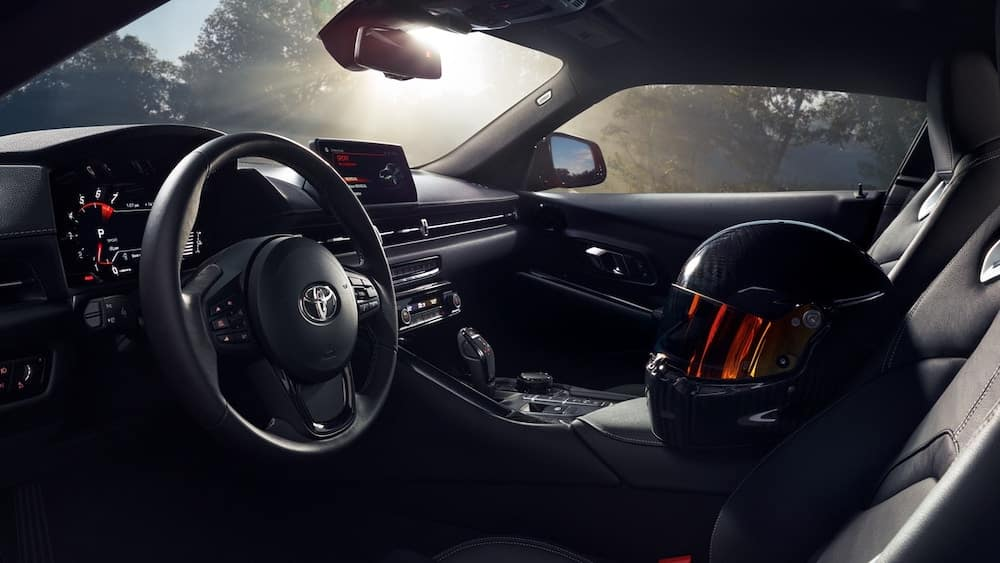 2020 Toyota 4Runner jpeg interior