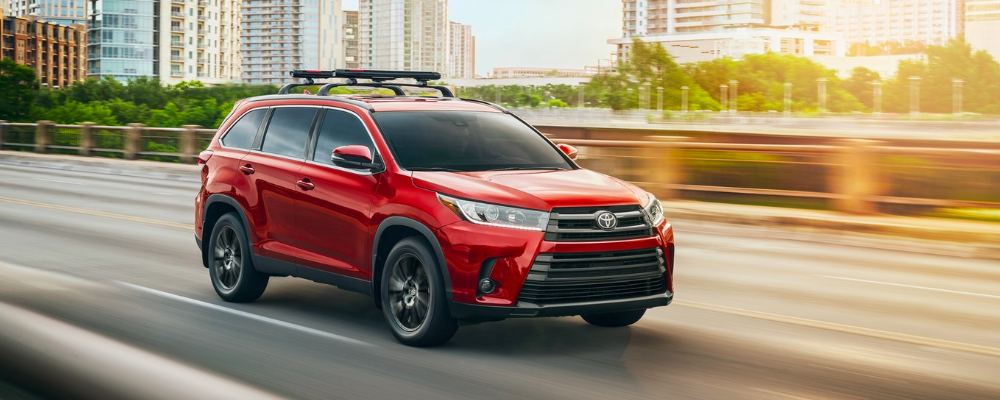 2019 Toyota Highlander Reviews
