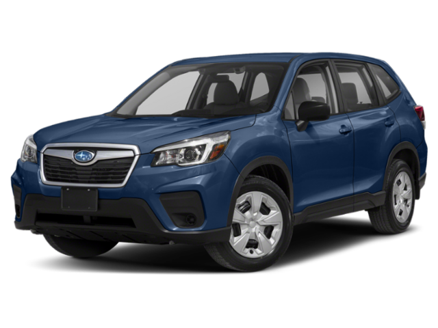 2019 Subaru Forester blue