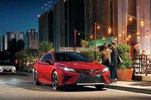 2019 Toyota Camry Safety Features