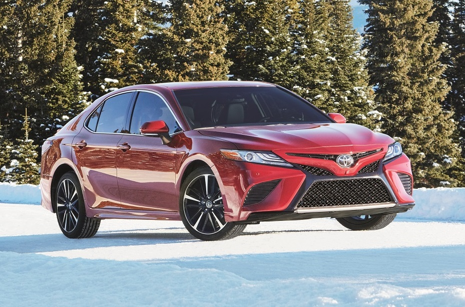 2019 Toyota Camry MPG