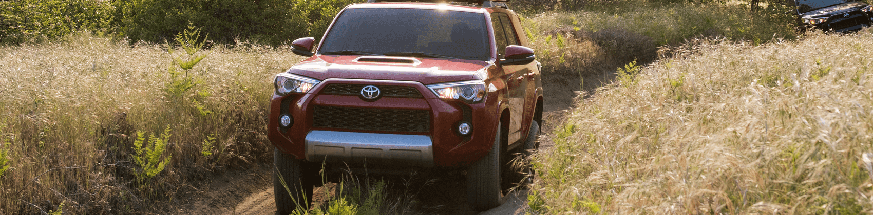 2019 Toyota 4Runner Off-Road