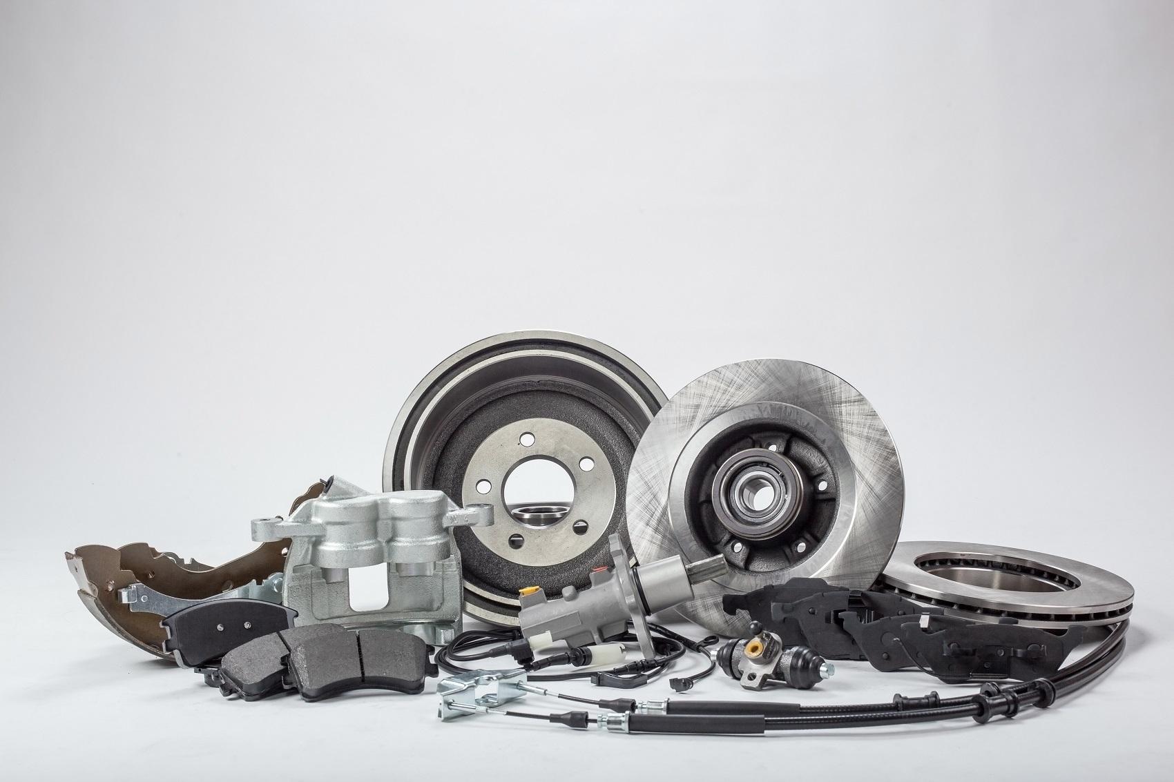 Vehicle Parts Pile