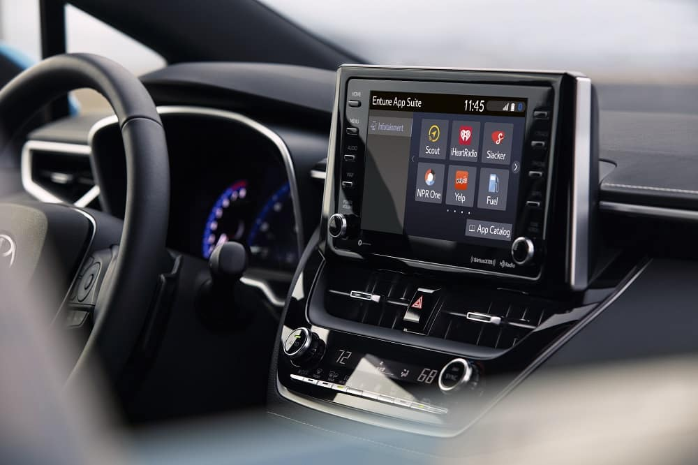 Toyota Corolla Etune