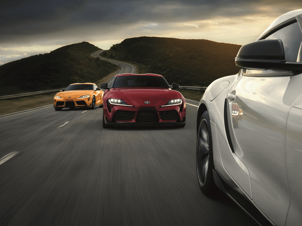 Toyota Supra Performance