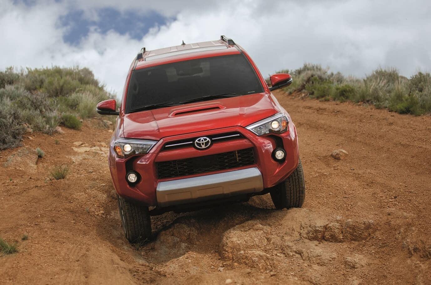 2020 Toyota 4Runner Engine Specs