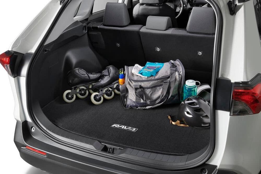 Toyota RAV4 Interior Cargo
