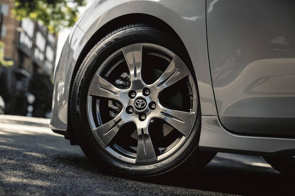 Toyota Sienna Engine Specs