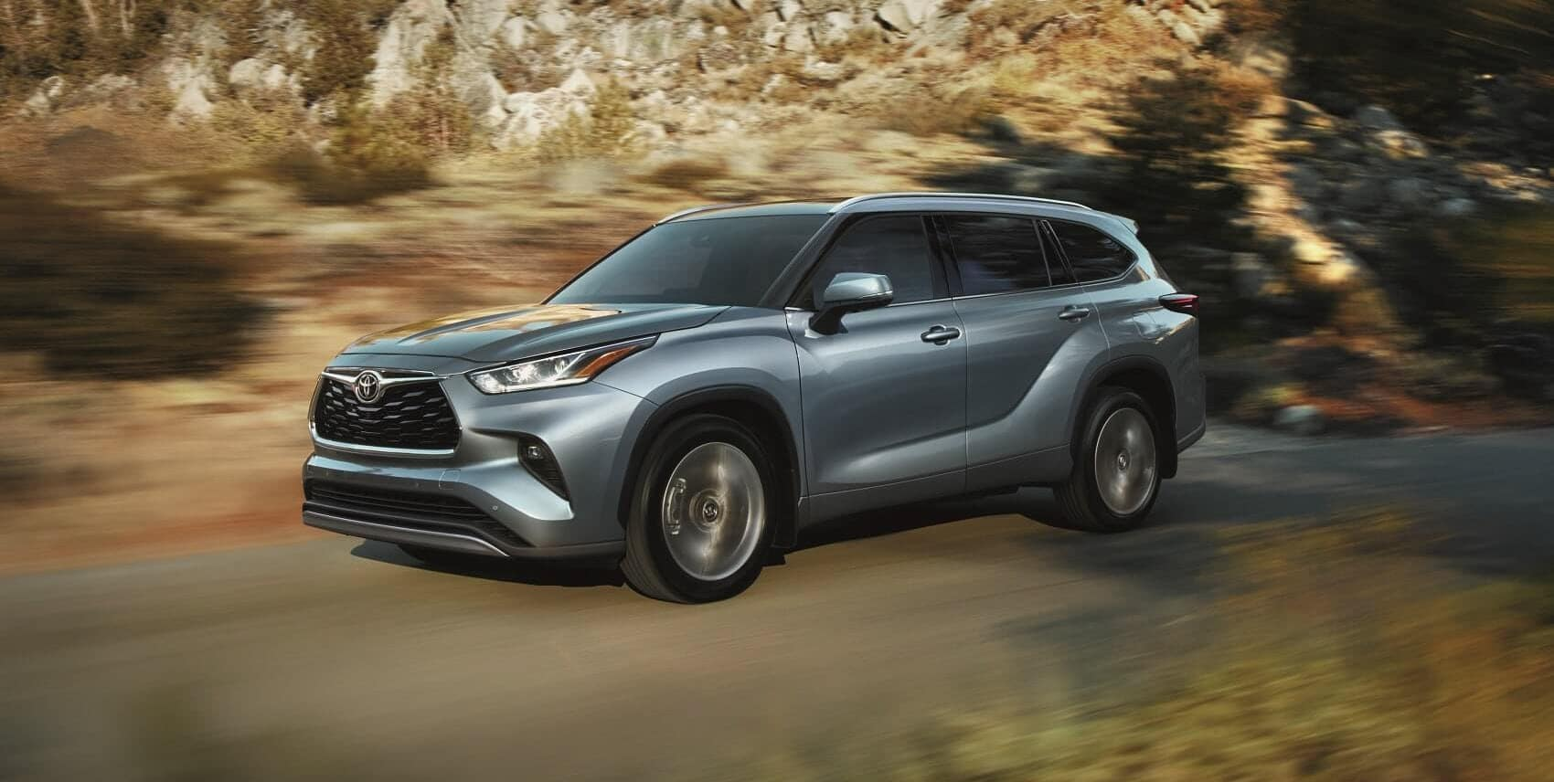 2020 Toyota Highlander Engine Power