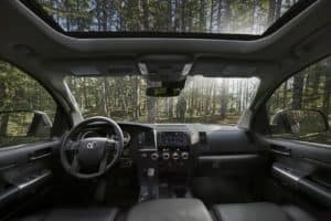 2020 Sequoia TRD PRO