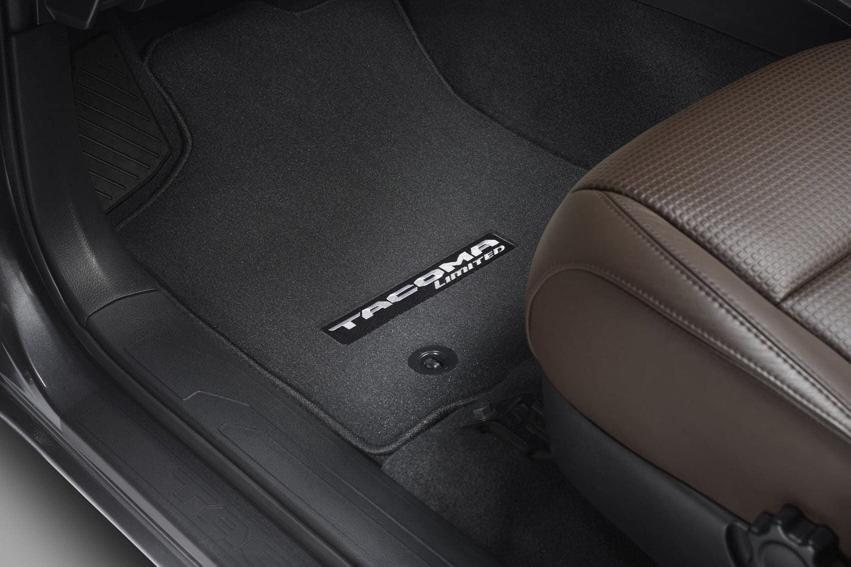 2020 Toyota Tacoma Carpet Floor Mats
