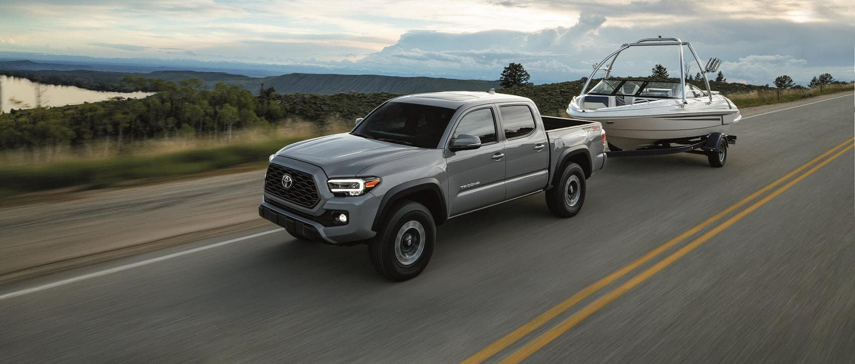 Toyota Tacoma Towing Power