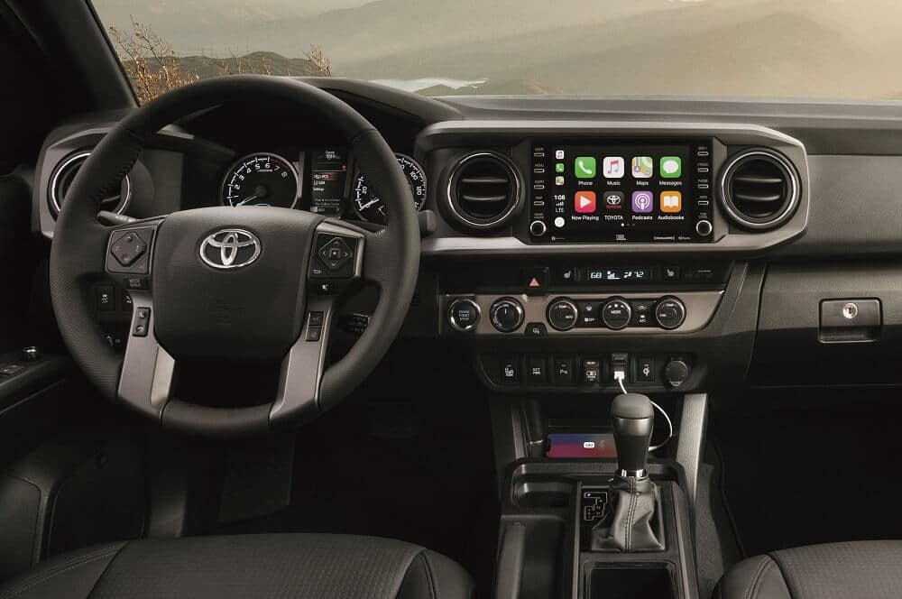 Toyota Tacoma Interior Dashboard