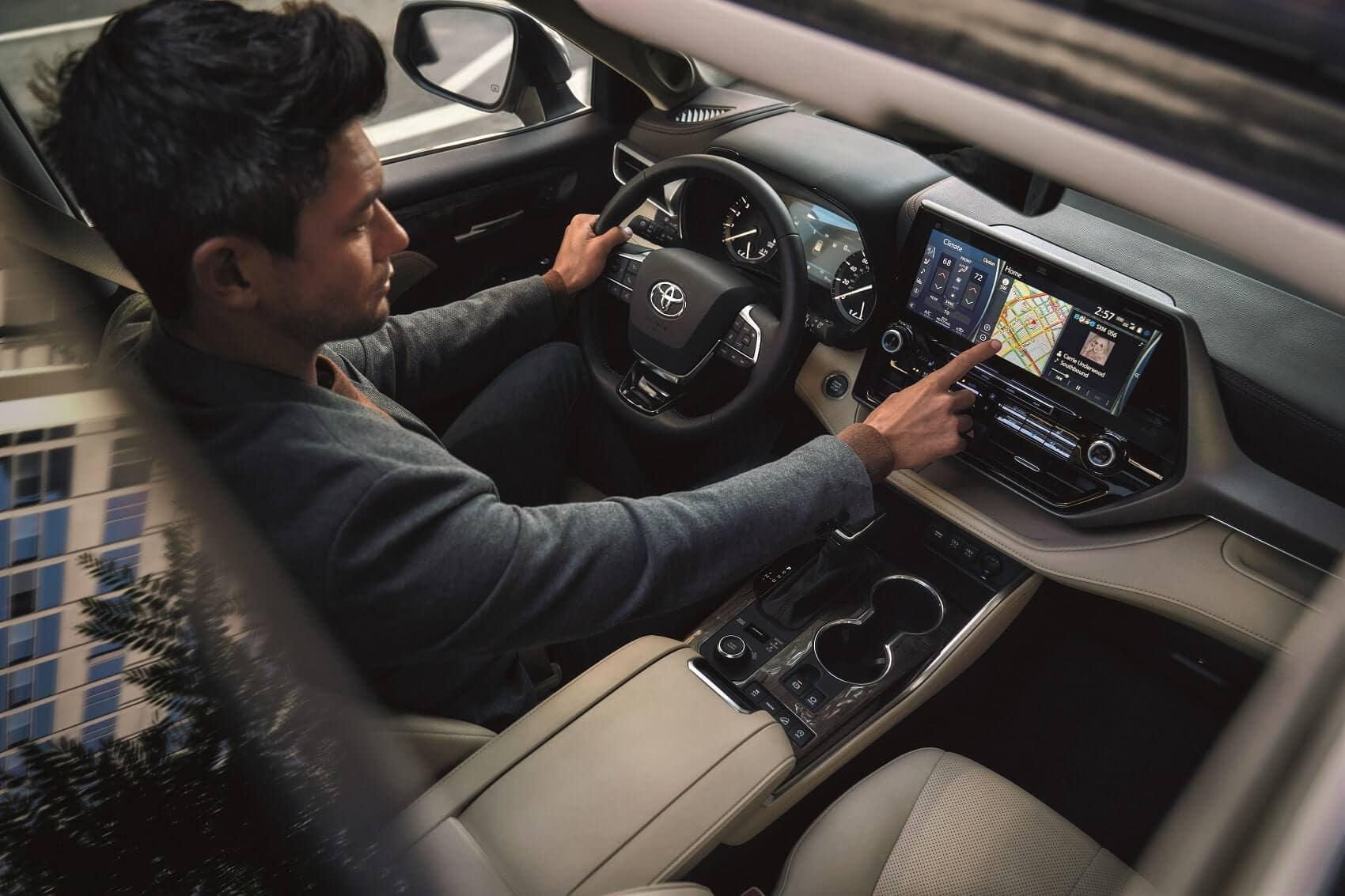 Toyota Highlander Safety Features