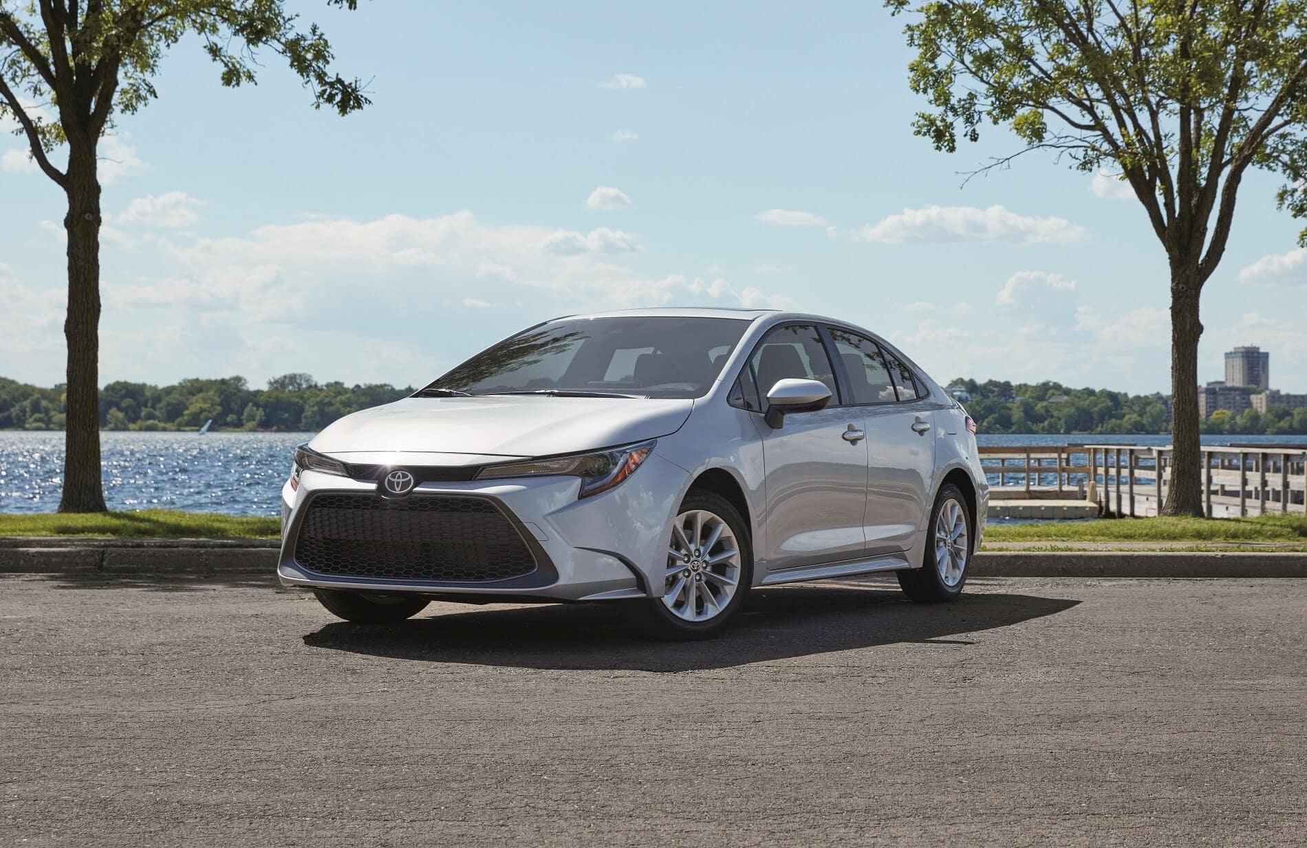 Toyota Corolla Engine Specs