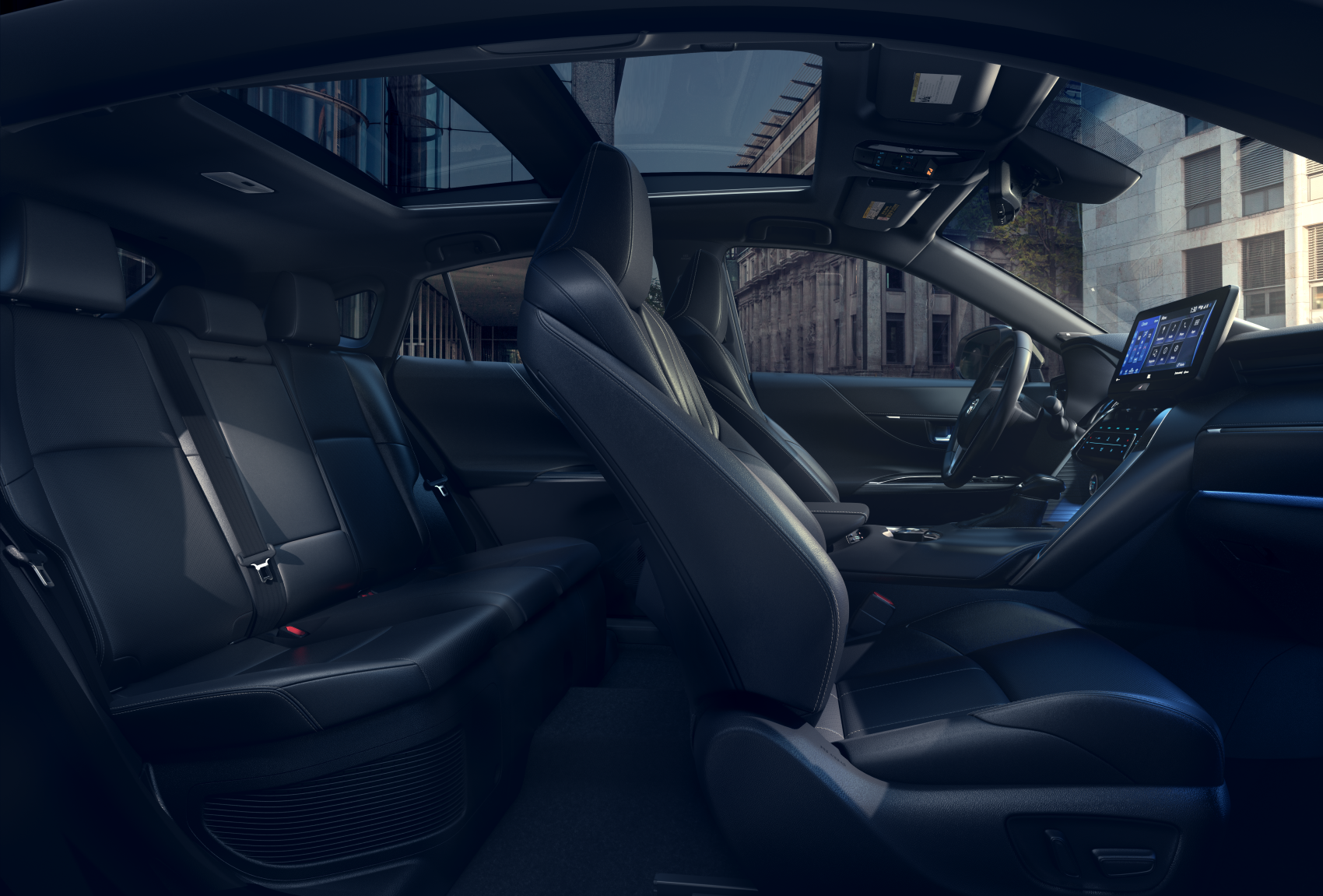2021 Toyota Venza Interior Seating