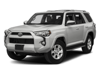 2018 4Runner (All Models, excluding TRD Pro)