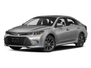 2018 Avalon Hybrid (All Models)
