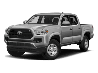 2018 Tacoma (All Models, excluding TRD Pro)