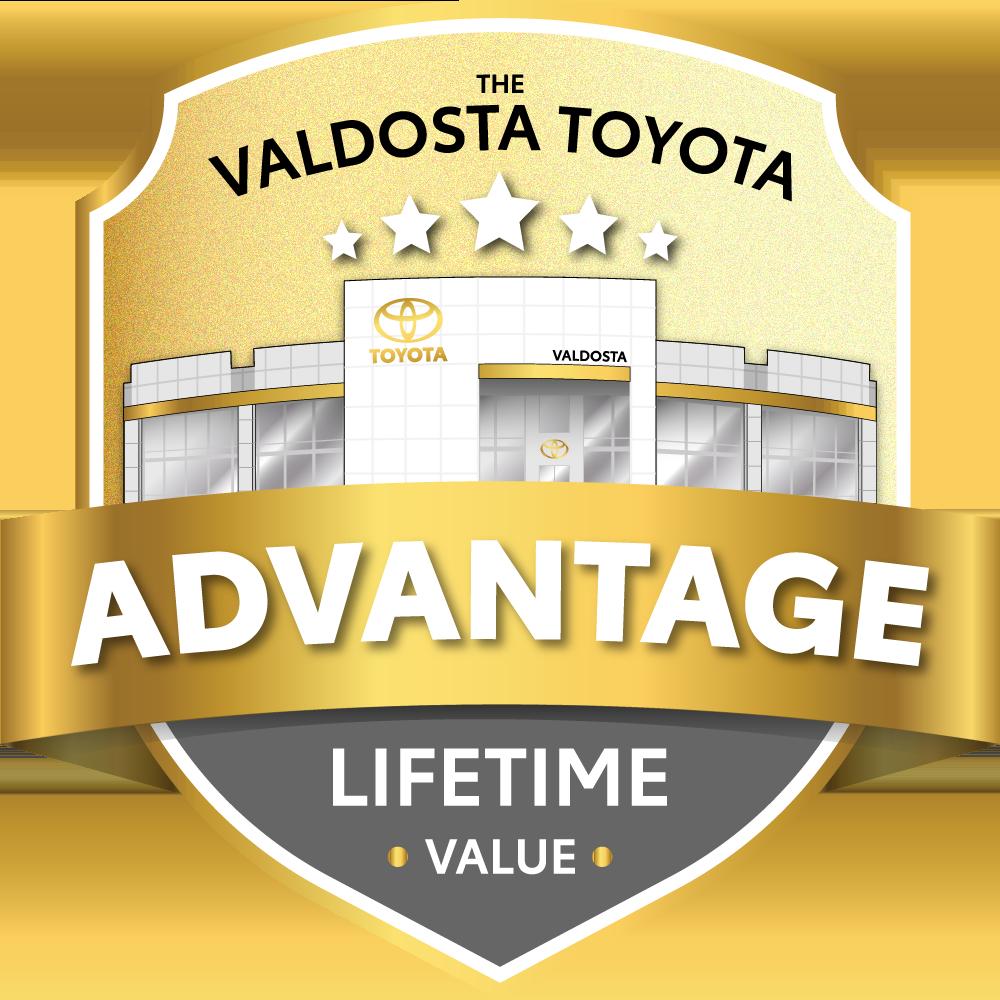 Valdosta Toyota Advantage Logo