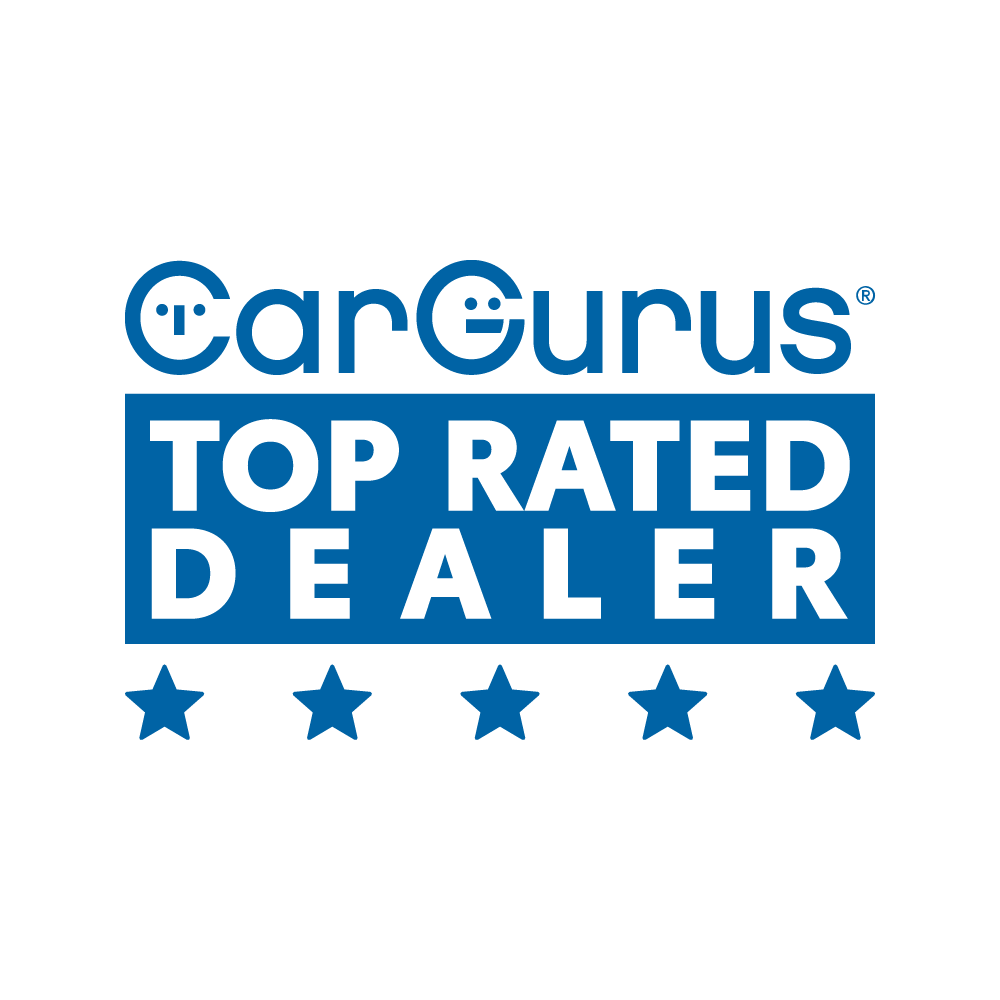 top rated dealer logo
