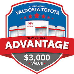 The Valdosta Toyota Advantage
