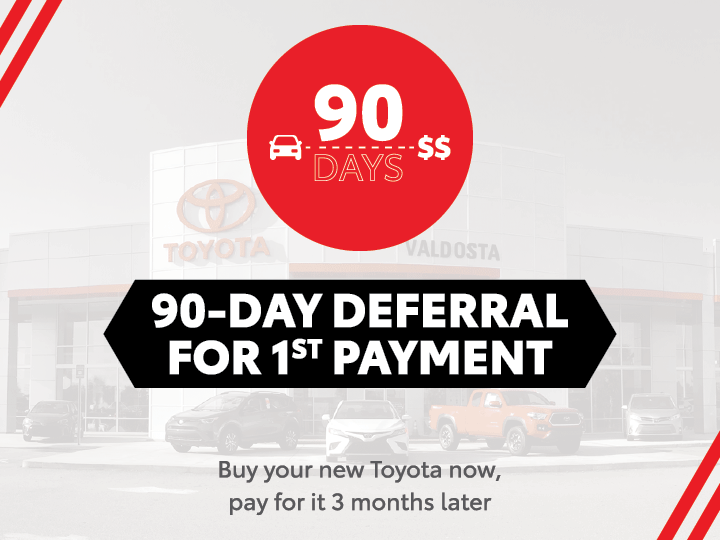 90-Day Payment Deferral
