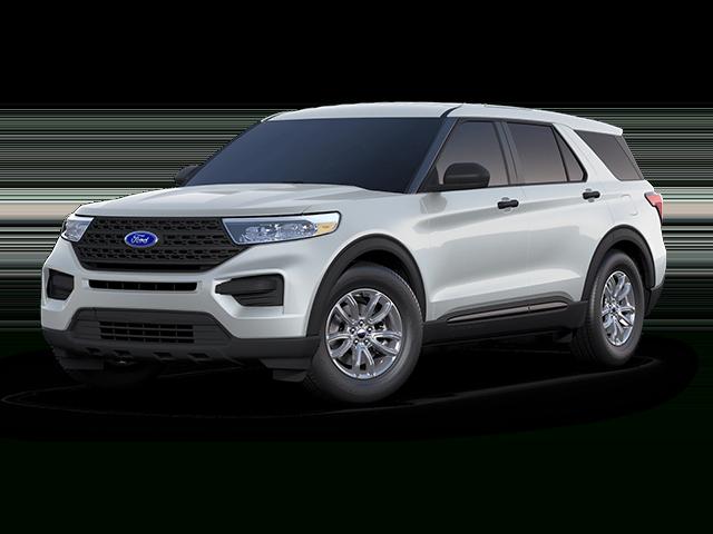 2021 Ford Explorer in Brazil Indiana