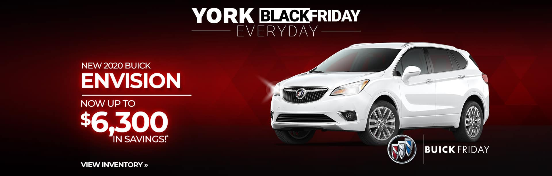 Rebate offer on the 2020 Buick Envision near Brazil, IN