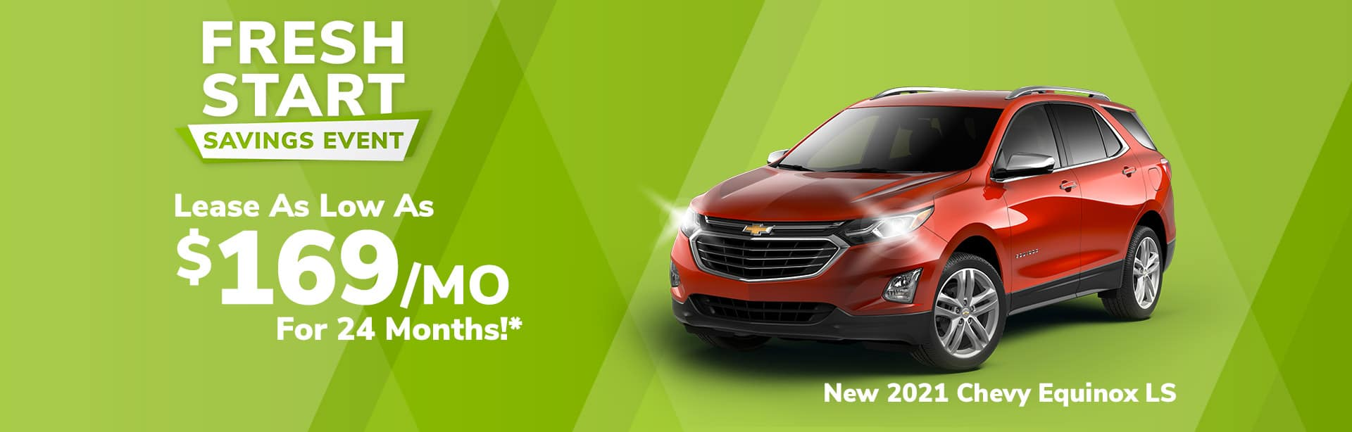 Best lease deal on a new Chevy Equinox near Brazil Indiana