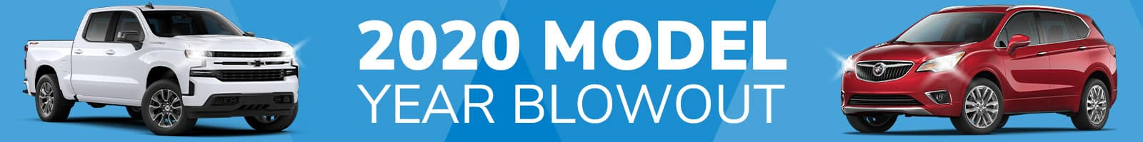 2020 Model Year Blowout with an additional $1,000 off