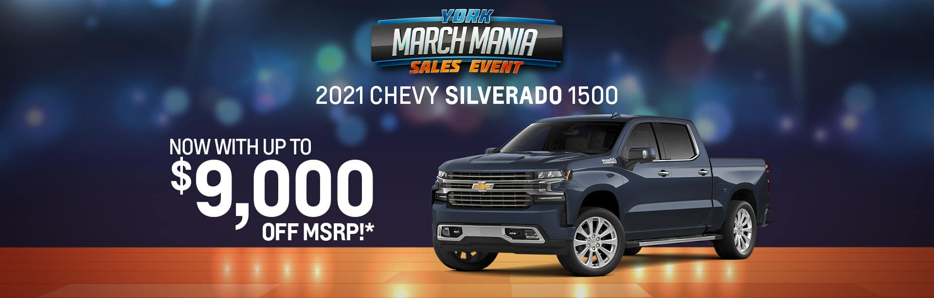 Best lease offer on a new 2021 Chevy Silverado 1500 near Indianapolis IN