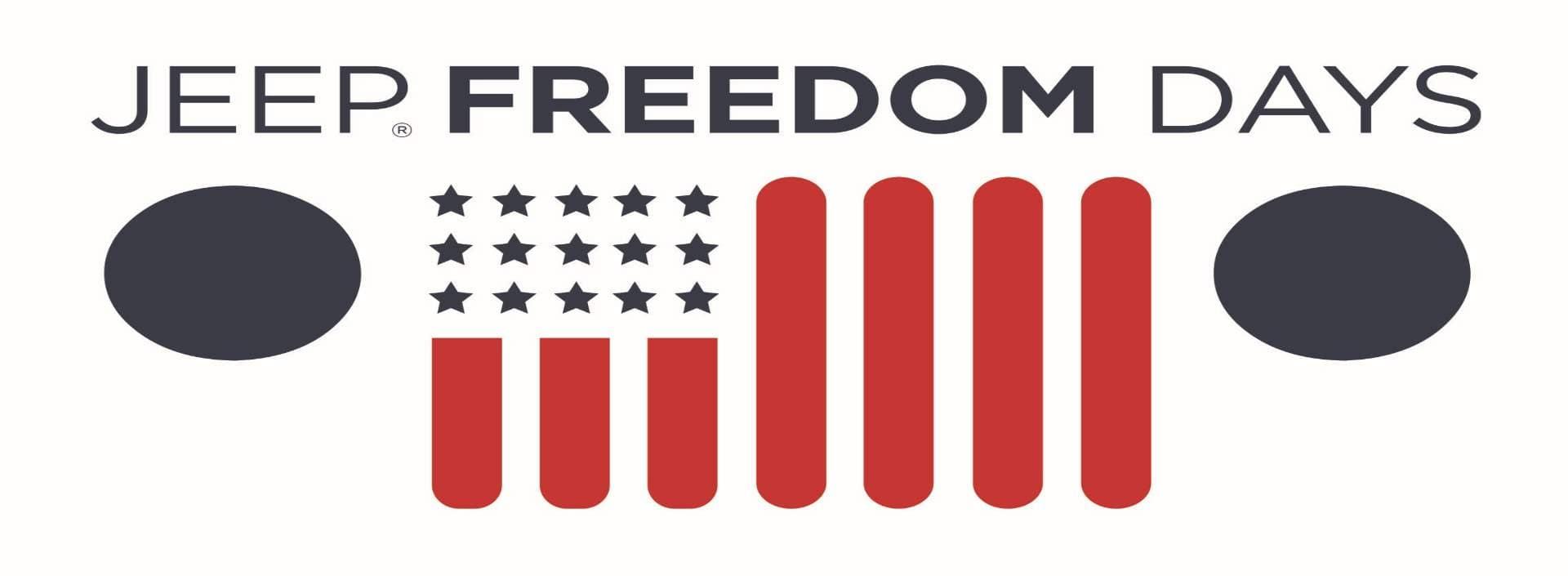 Jeep Freedom days